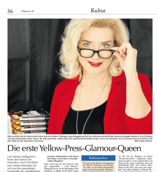 Sabine Vöhringer_Die Montez-Juwelen- Oberpfalzmedien-2
