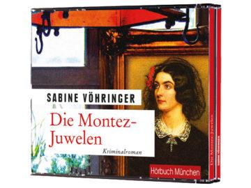 Hörbuch mit Thomas Birnstiel: Die Montez-Juwelen