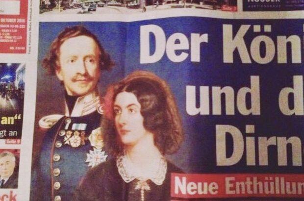 Sabine Voehringer, Die Montez-Juwelen, Eine verhängnisvolle Affäre: Ludwig I. und Lola Montez