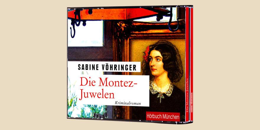 Die Montez-Juwelen Hörbuch
