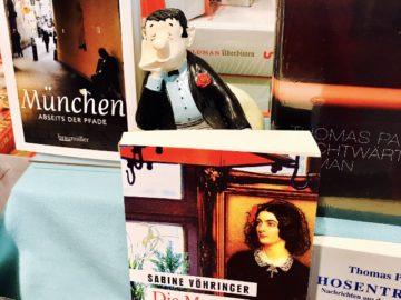 Buchhandlungen mit Flair, Buchflair, Sabine Vöhringer