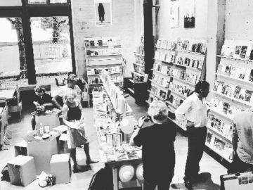 Schwabing: Buchhandlung Lost Weekend