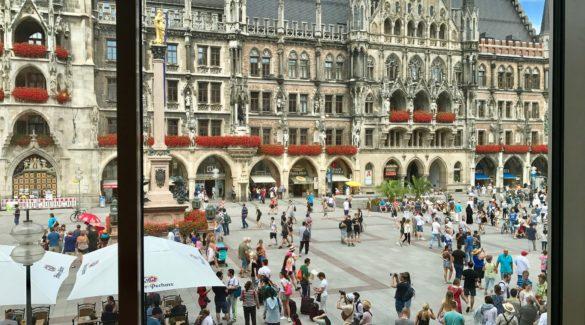 Hugendubel Tatort Marienplatz DIE MONTEZ-JUWELEN
