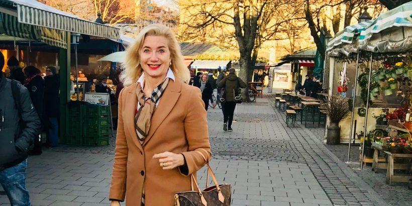 Sabine Voehringer, Die Montez-Juwelen, Viktiualienmarkt