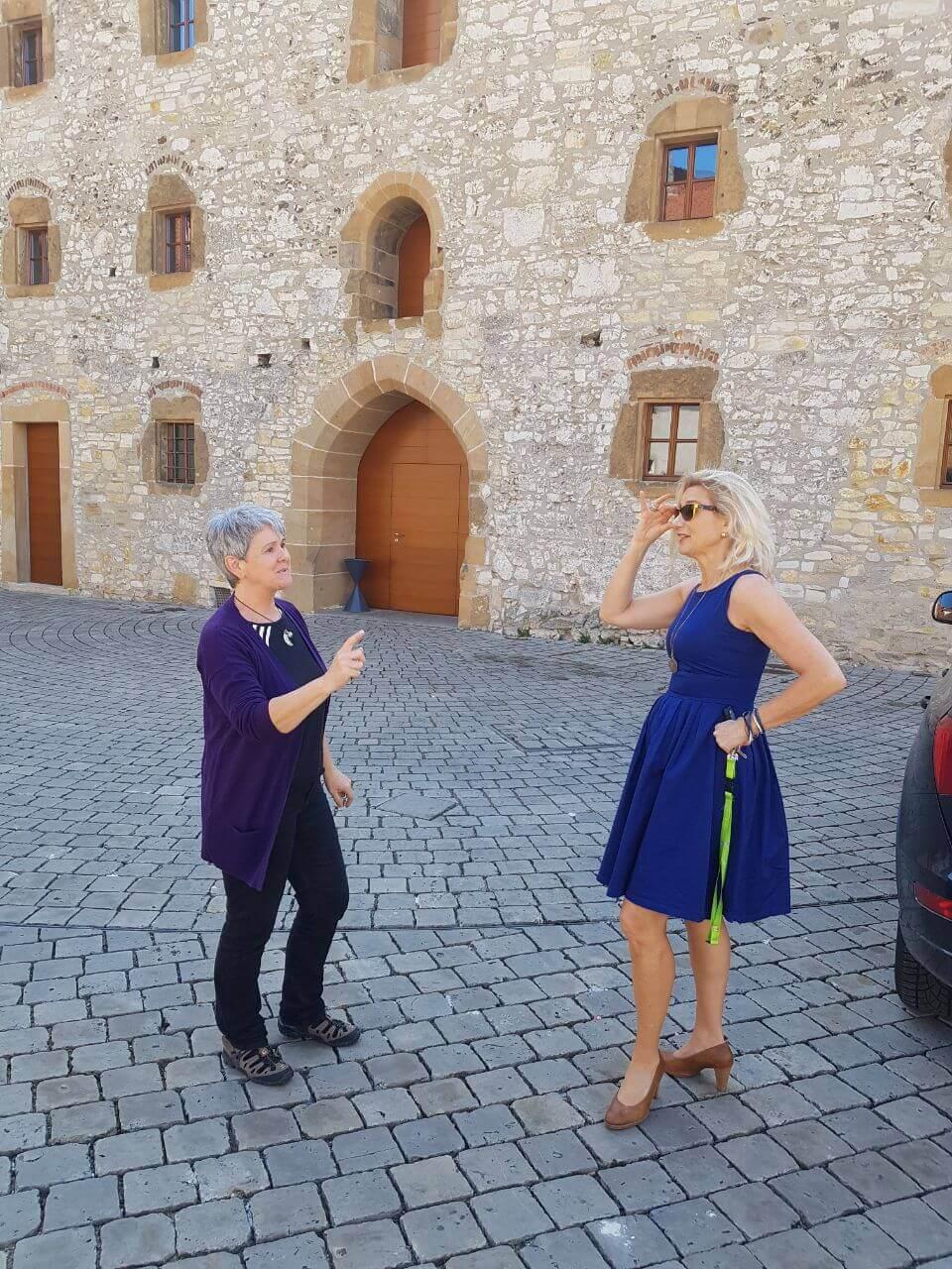 Sabine Vöhringer Vilseck Burgfestspiele Lola Montez-2