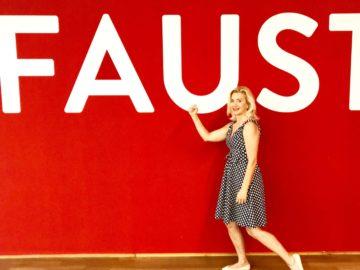 Sabine Vöhringer. Faust