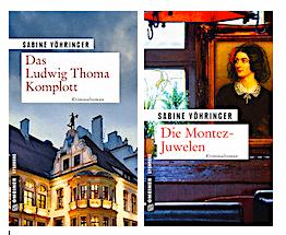 Bücher Sabine Vöhringer