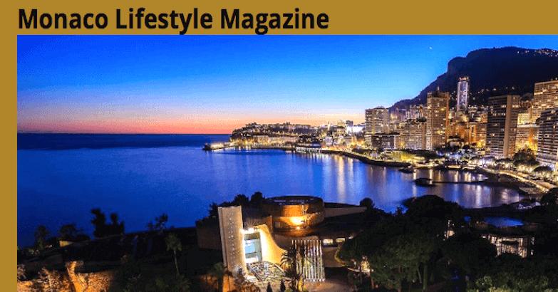 Monaco Lifestylemagazine Sabine Vöhringer