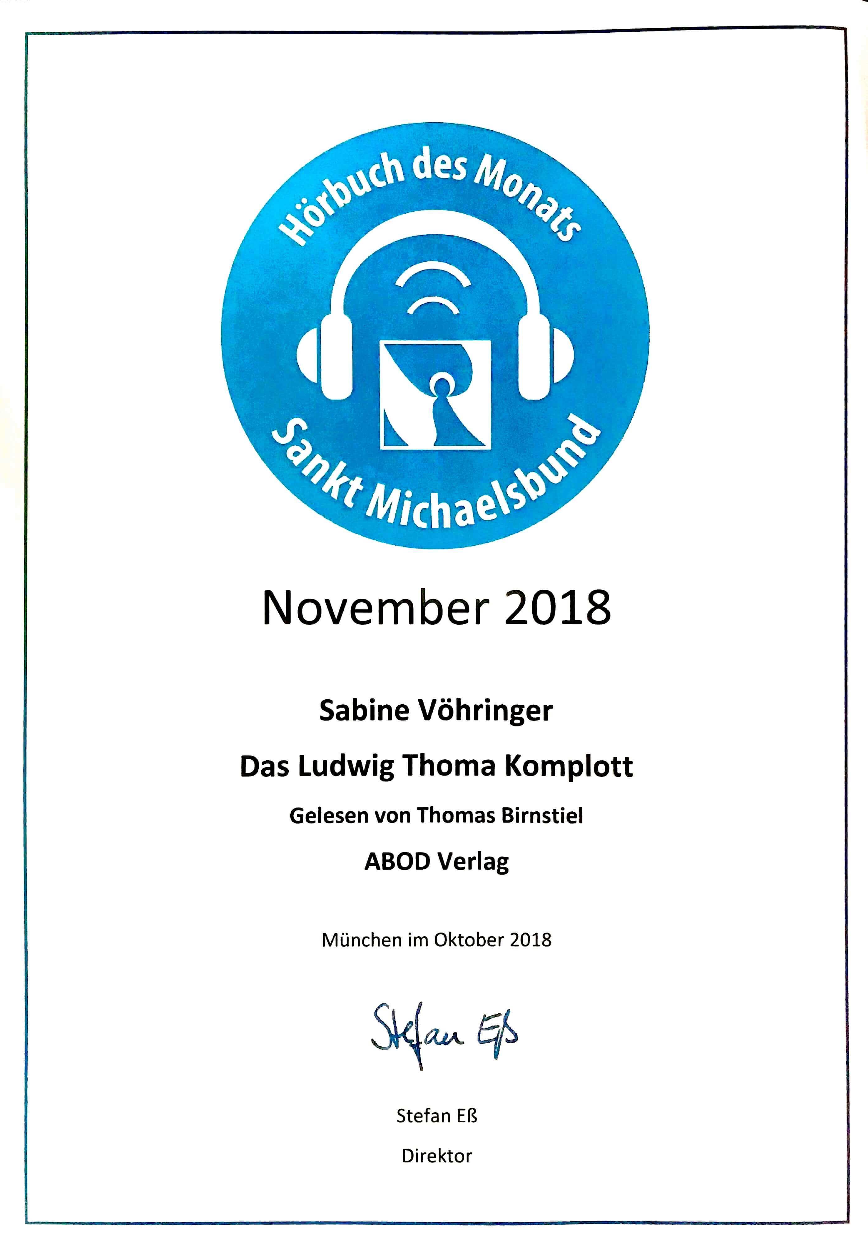 Sabine Vöhringer Tipp des Monats