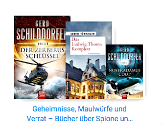 Das Ludwig Thoma Komplott Lovelybooks