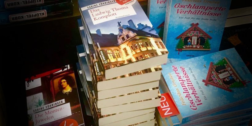 Das Ludwig Thoma Komplott Leserstimmen Sabine Vöhringer