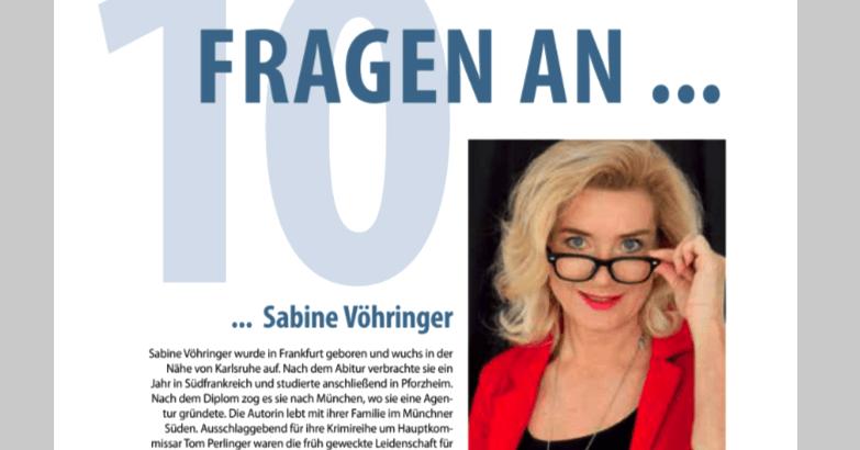 Sabine Voehringer buch aktuell das Ludwig Thoma Komplott