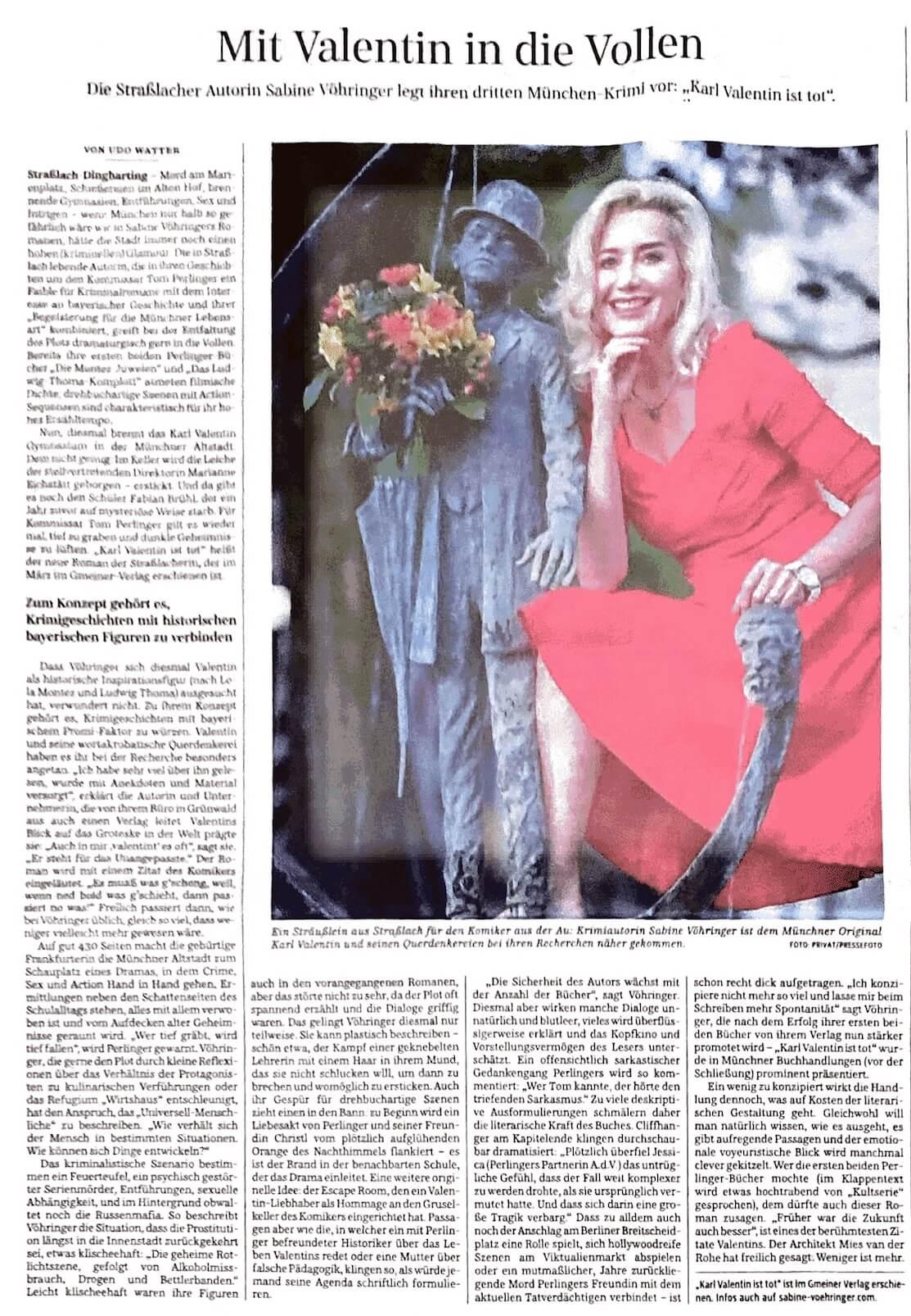 Süddeutsche Sabine Vöhringer