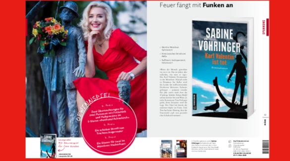 Sabine Vöhringer Gmeiner Katalog Krimi