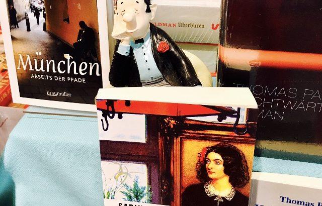 Sabine Vöhringer, Die Montez-Juwelen, Buchhandlungen mit Flair, Buchflair, Sabine Vöhringer