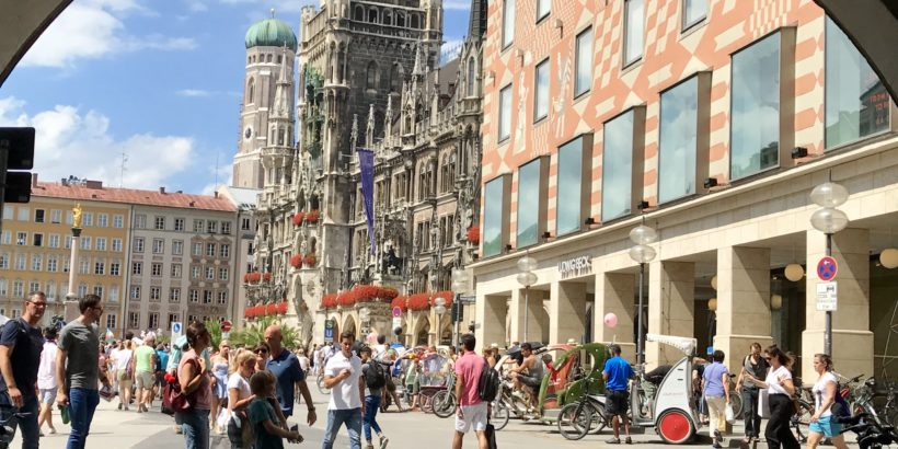 München - die perfekte Krimikulisse, Sabine Vöhringer