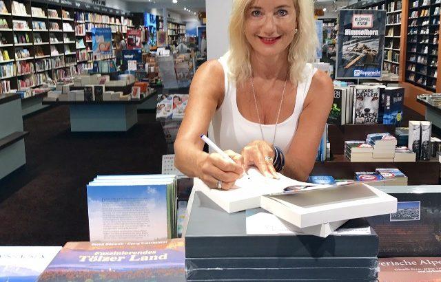 Sabine Vöhringer signiert DIE MONTEZ-JUWELEN