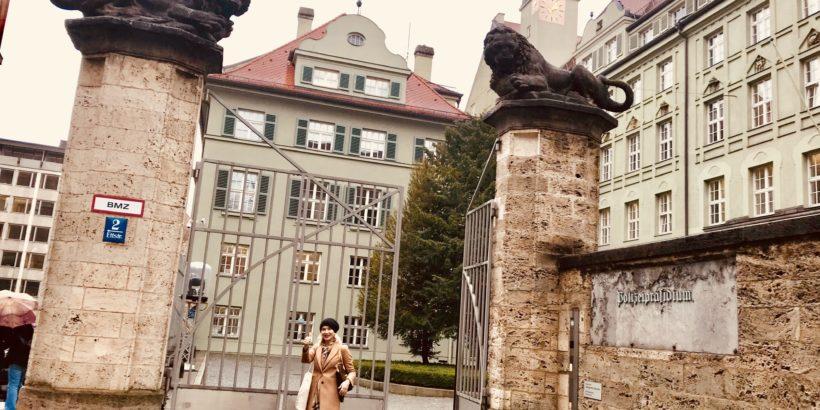 Sabine Vöhringer, München-Krimis