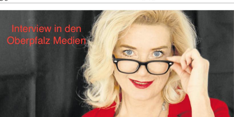 Interview in den Oberpfalz Medien mit Sabine Vöhringer-2