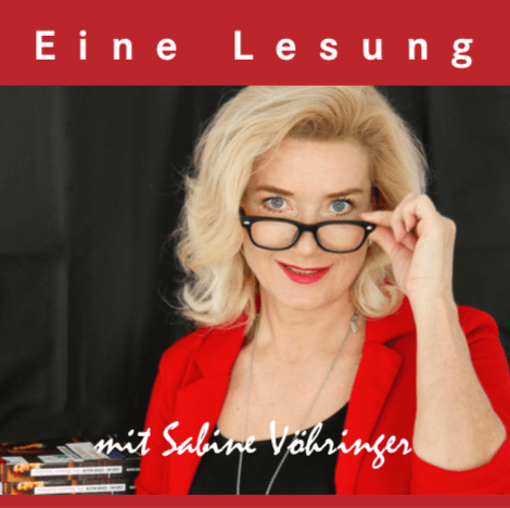 Lesung mit Sabine Voehringer