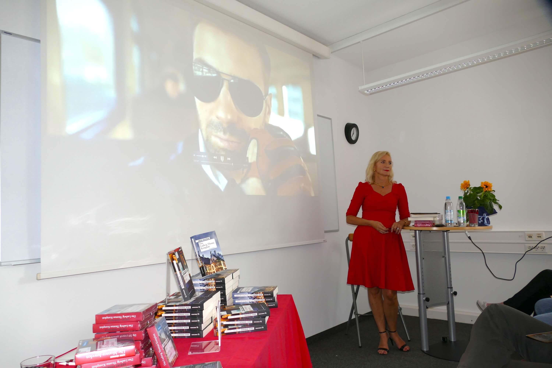 Sabine Vöhringer Lesung