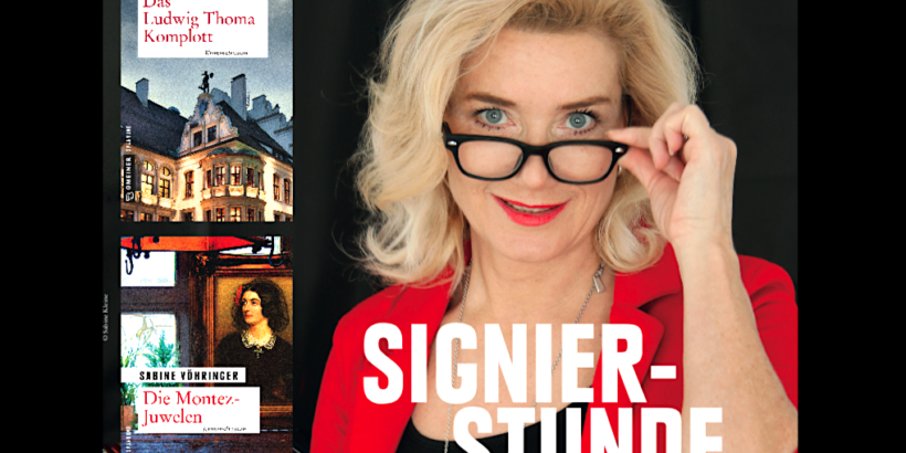 METRO Deutschland Signierstunde Sabine Voehringer